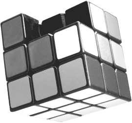 Orient last layer corners on your Rubik's Cube