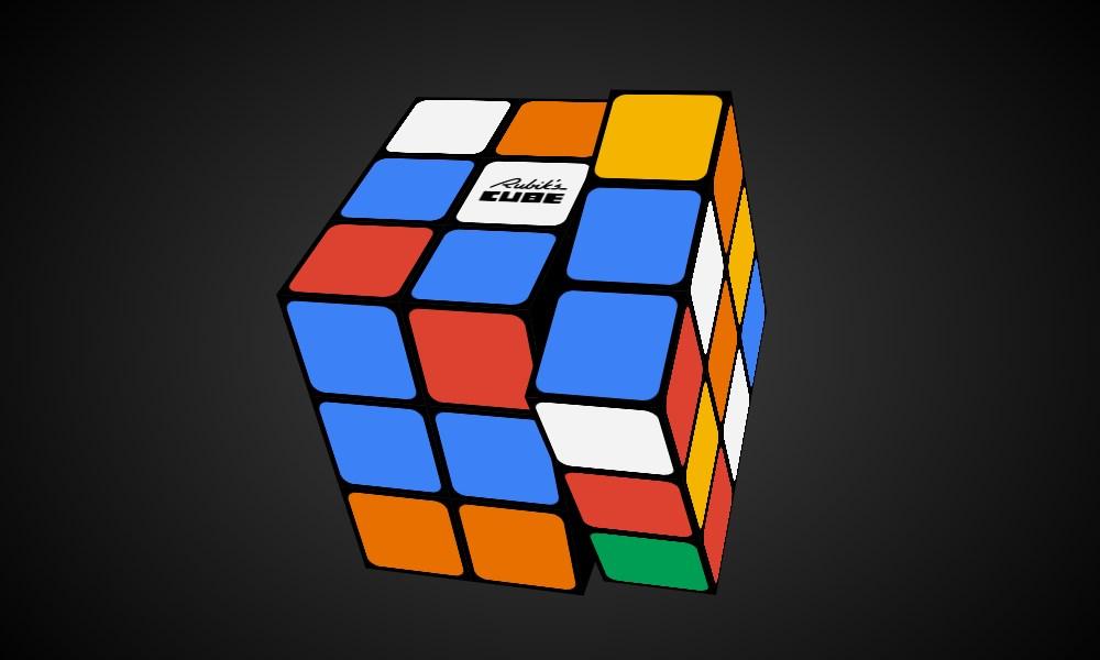 Online Rubik's Cube Simulator