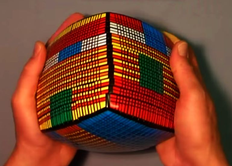 the history of the rubiks cube essay New research establishes the relationship between the number of squares in a rubik's-cube-type puzzle and the maximum number of moves required to solve it.