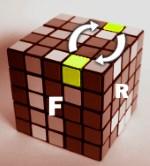 algoritmo de resolución del cubo 5x5x5