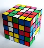 5x5x5 rubiks professors eastsheen 5x5x5 Rubiks Cube