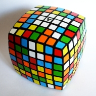 7x7x7 Rubik's Cube Simulator