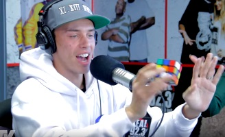 celebrities solve the Rubiks Cube
