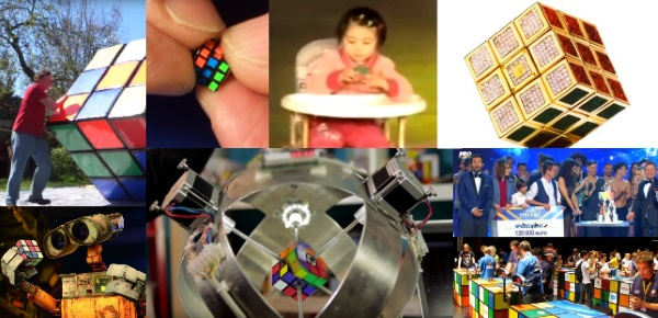 amazing rubiks cube facts