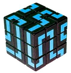 maze cube sticker mod