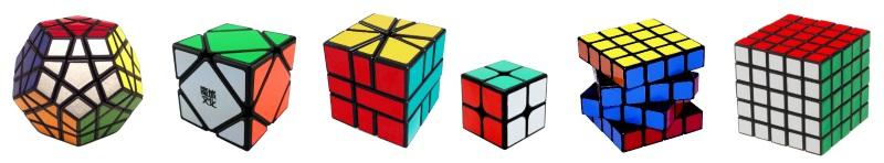 wca twisty puzzles megaminx skewb square-1