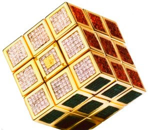 most expensive Rubiks cube The Masterpiece Cube