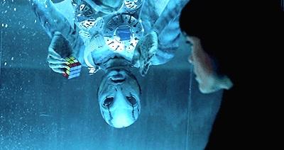 hellboy film rubiks cube scene