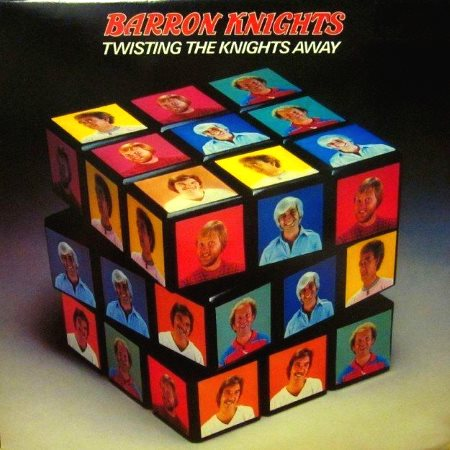 The Barron Knights Mr Rubik 1981 album