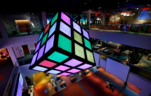rubiks cube exhibition