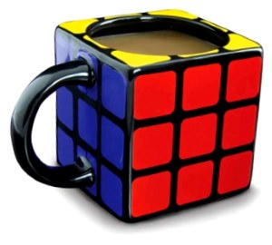 Rubik's Cube Themed Gifts