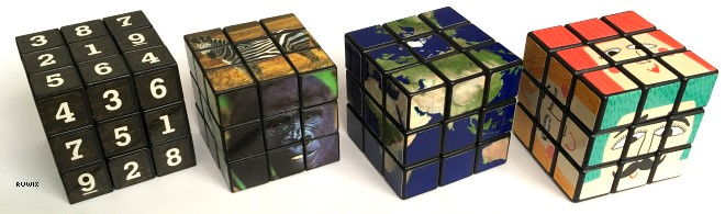 rubiks cube sticker mods