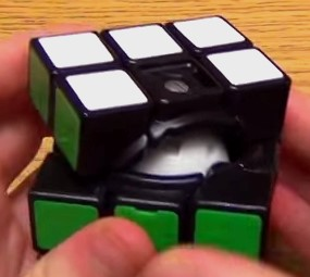 Rubik's speed cube inner ball