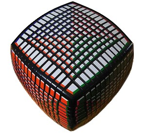 Super cube Pochmann 13x13x13