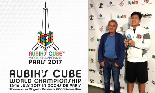 rubiks cube world championship paris 2017