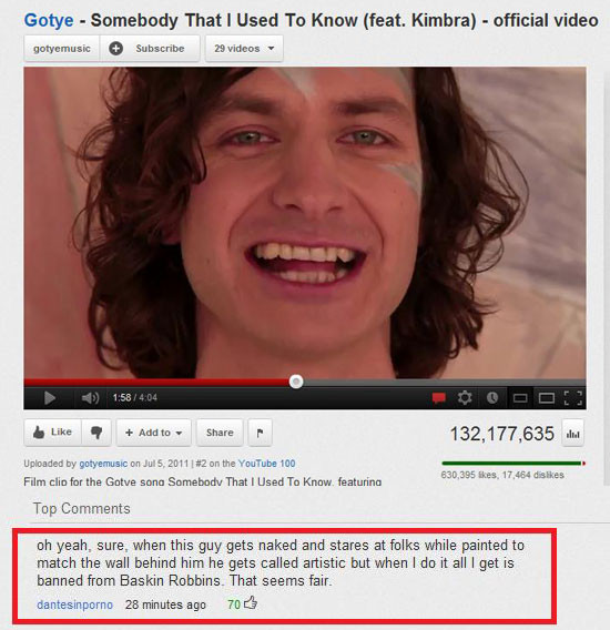 best youtube comments ever