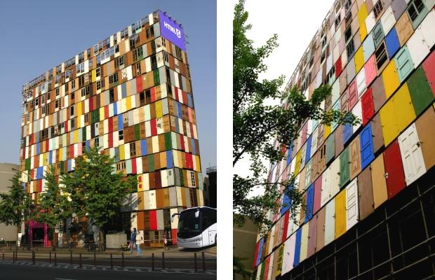 10 floor building soeul