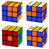 Rubiks Cube Patterns