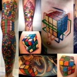 How to solve a 3x3x3 Rubik's Cube with just 5 Algorithms