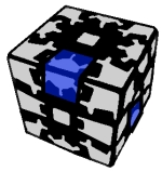 Gear Cube Extreme and Ultimate Solution