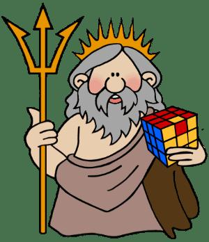 Rubiks Cube Gods Number