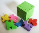 Happy Cube 3D jigsaw puzzle