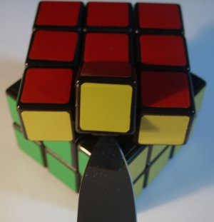 How to disassemble Rubik's Cube
