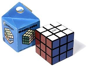 Puzle Cubo Mágico