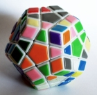 white body megaminx