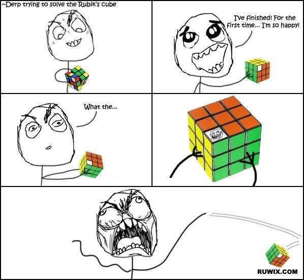 Almost solved