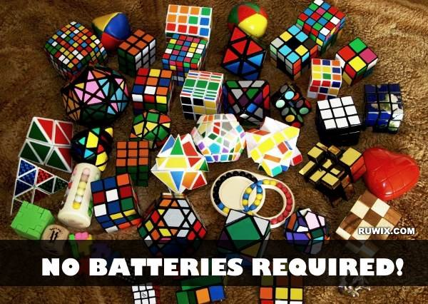 puzzle no batteries required