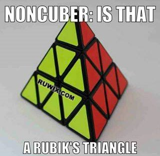 rubiks triangle