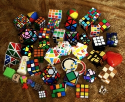 Twisty Puzzles 3d Mechanical Rubik S Cube Like Puzzles