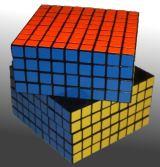 9x9x9 Rubik's Cube