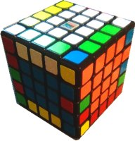 Solution of Big NxNxN Rubik's Cubes (4x4x4, 5x5x5   )