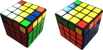 4x4 cube oll