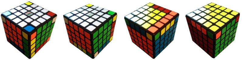 cube breakdown