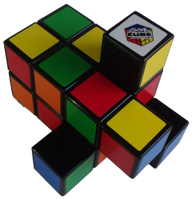 2x2x4 Rubik's Tower