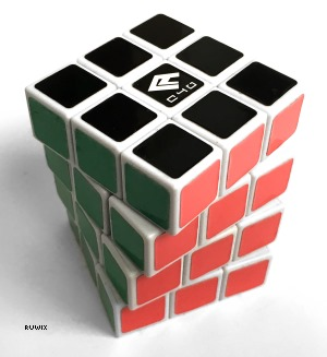 solution 3x3x4 cube puzzle
