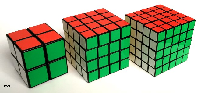 5x5x5 Rubik S Cube How To Solve The
