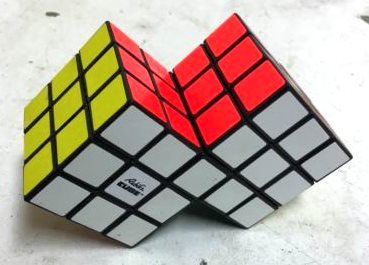 siamese twisty puzzles rubik 39 s cube modding. Black Bedroom Furniture Sets. Home Design Ideas