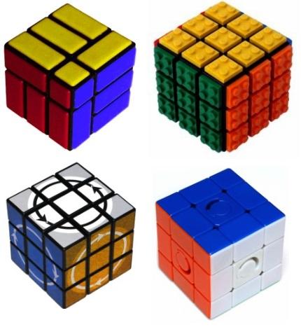 bicube bandaged 3x3x3 cube uwe meffert
