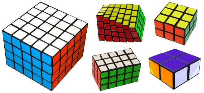 Cuboid Twisty Puzzles