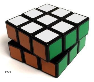 domino cube 3x3x2
