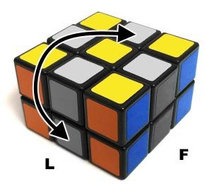 aristas de la capa del domino 2x3x3