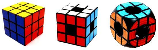 void cubes