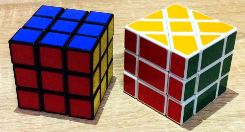 fisher cube solution