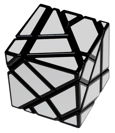 solved ghost cube puzzle by mefferts