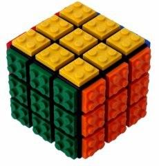 lego rubiks cube