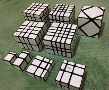 mirror white puzzles